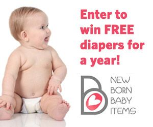 Free Baby Samples + Win Free Diapers for a Year | Free ...