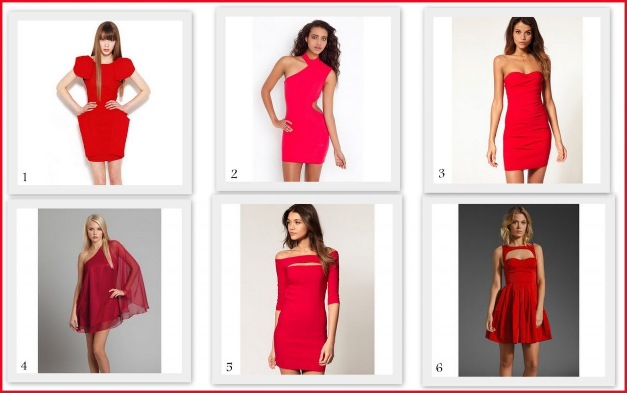Sexy dress for short dress and also valentine day outfit with