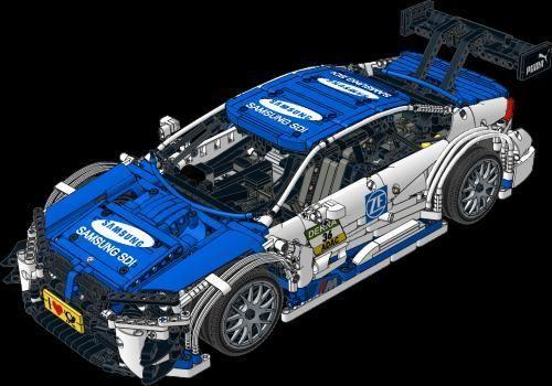 Bmw M4 Dtm Samsung Legos For My Boys Lego Lego Moc Lego Technic