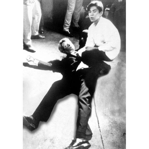 robert kennedy assasination - 1968