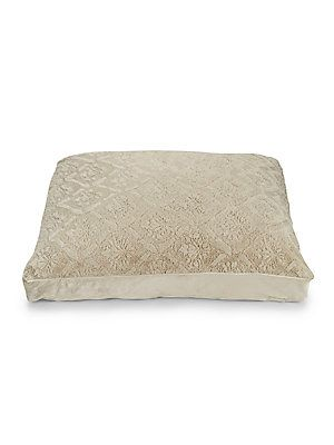 Thro Medallion Pattern Dog Bed - No Color - Size No Size