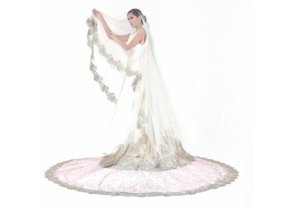 MONVIEVE - Wedding Veils - Rossella