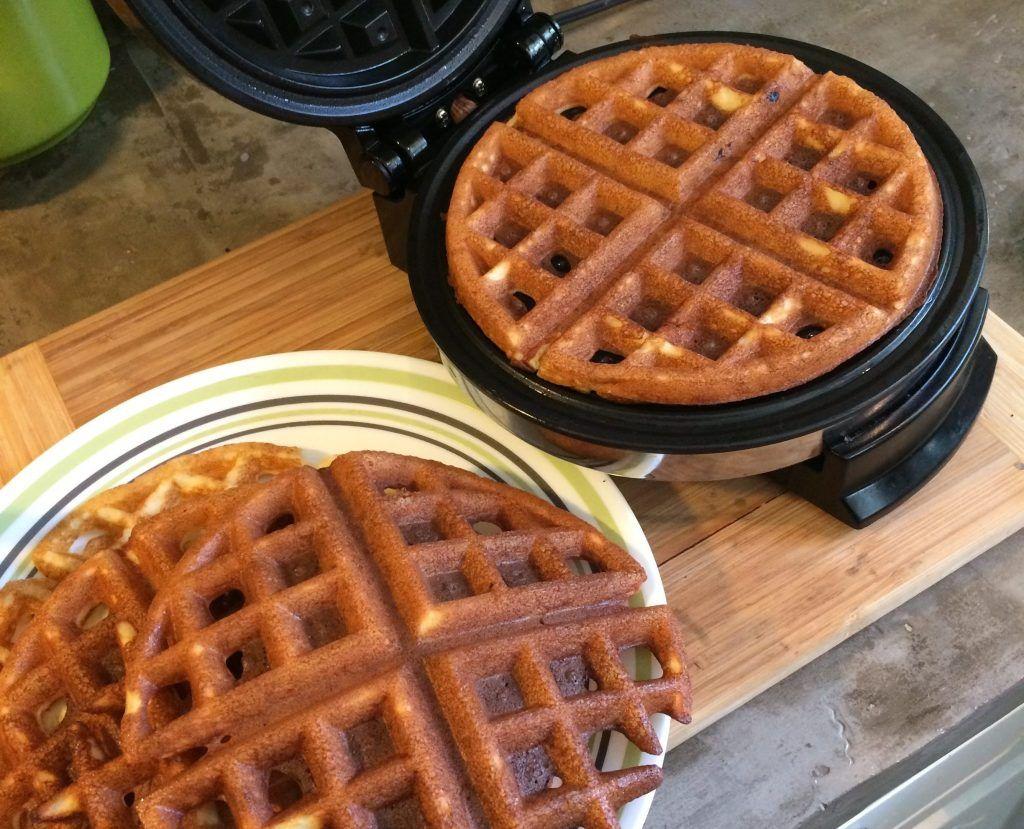 Chicken and waffles keto gluten free recipe chicken