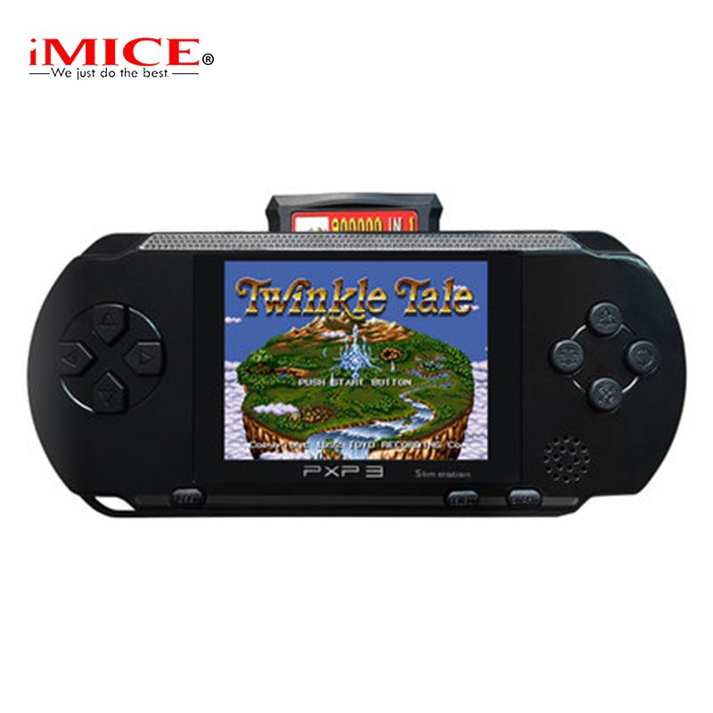 a1c4bc24edf Mew PXP3 Handheld Gaming Console built-in 110 Classic Slim Station Free Game  Card Console Video Game Player Handheld For Child