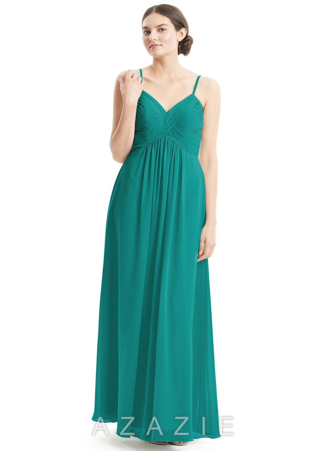 Shop Azazie Bridesmaid Dress - Shannon in Chiffon. Find the perfect ...