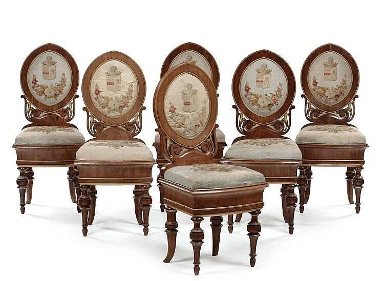 Sedie Gavina ~ Sedie thonet in legno faggio color noce e paglia di vienna sedie