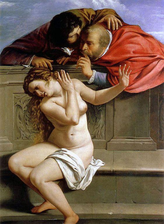 Женщины в западноевропейском искусстве: Ренессанс и барокко. Часть вторая:
