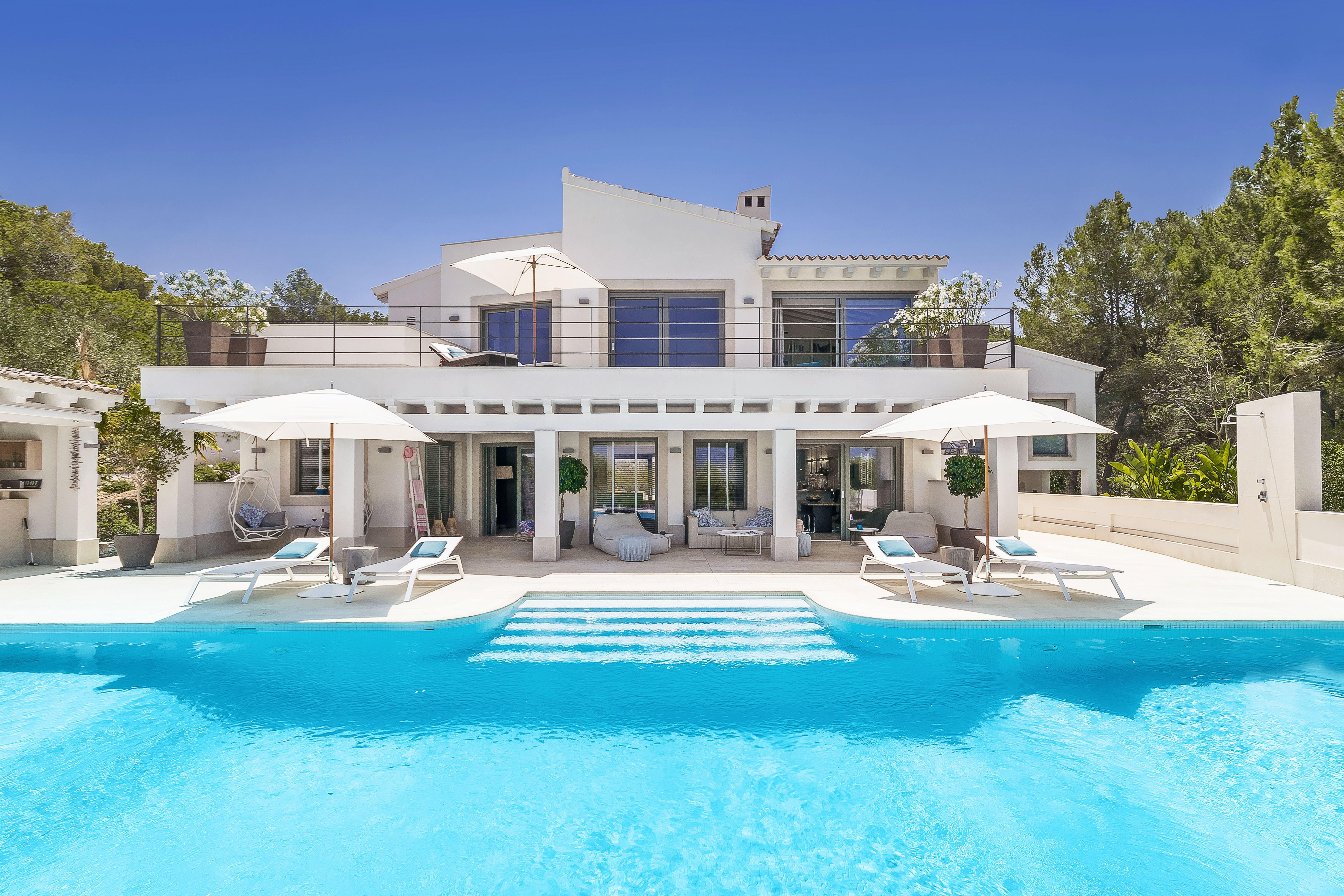 Haus Kaufen Auf Mallorca Mansions Modern Luxury Mallorca