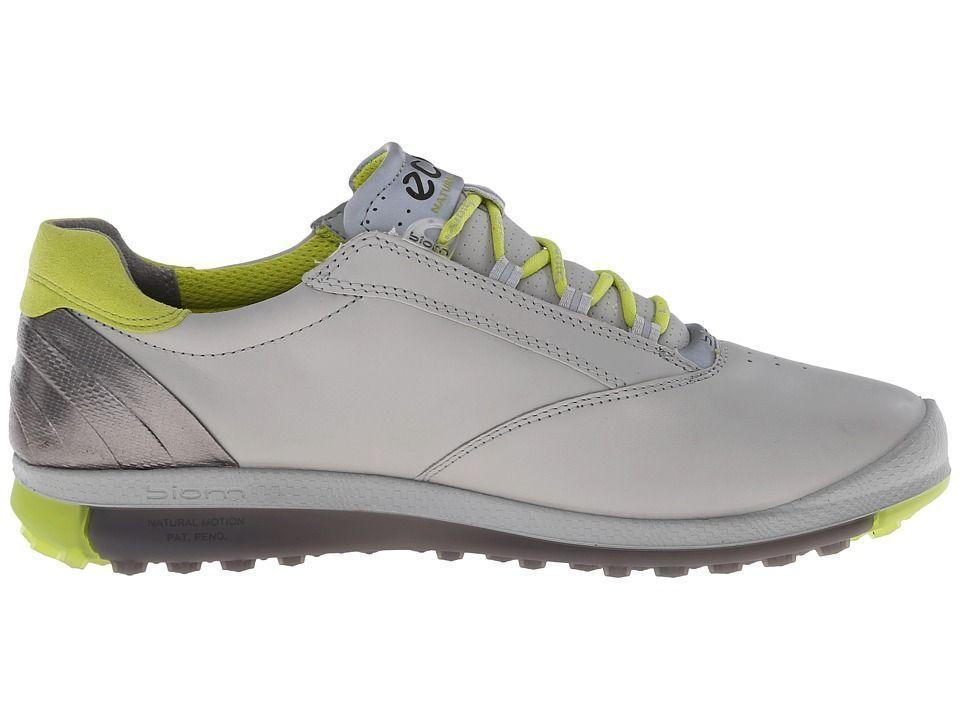 ECCO Golf BIOM Hybrid 2 Women s Golf Shoes Concrete  golfshoes ... 2253f5872f