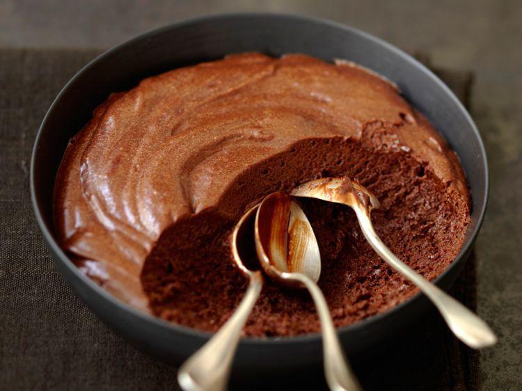 Authentique et délicieuse mousse au chocolat - Recettes #recettesdecuisine