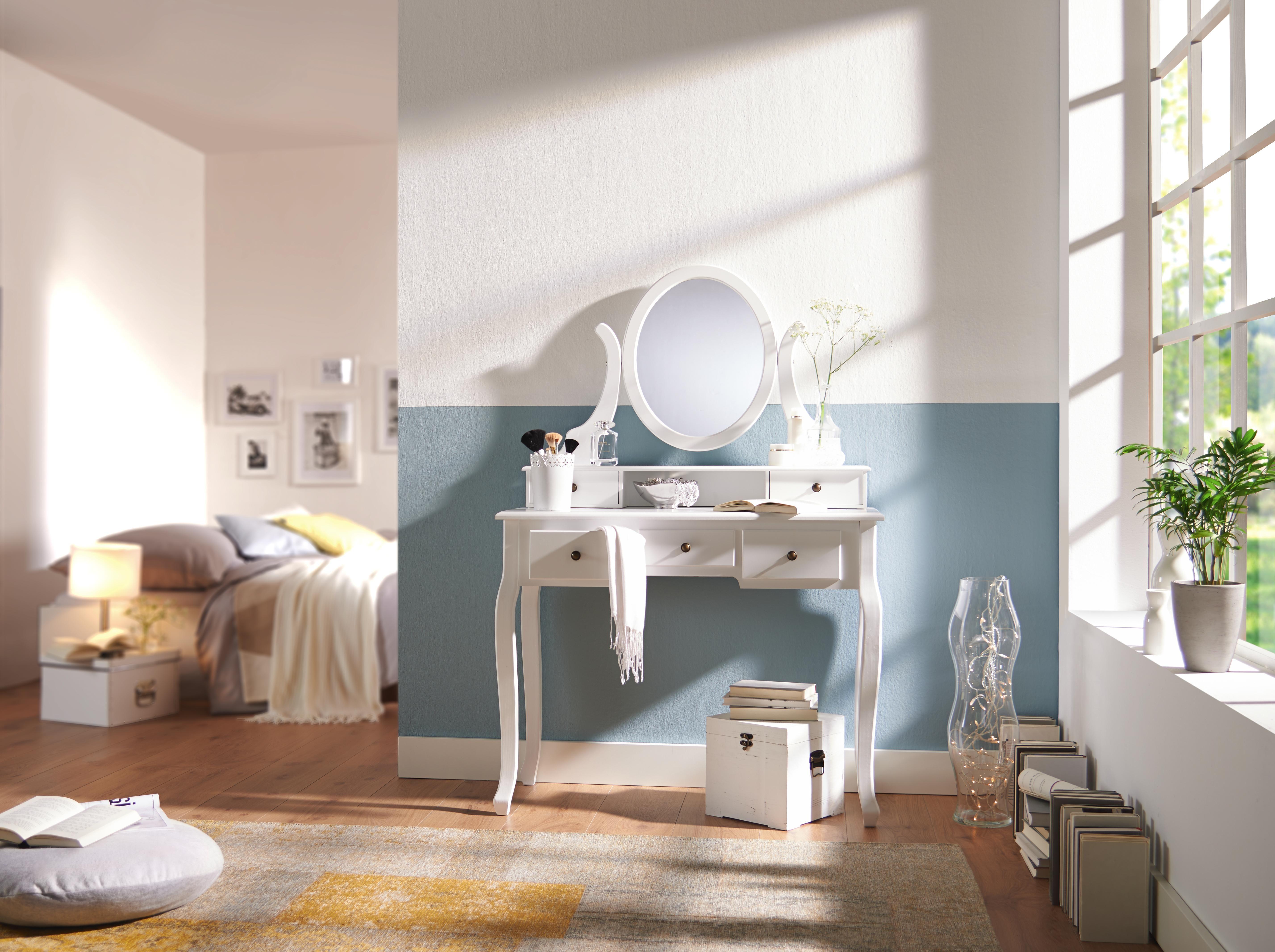Cool Schlafzimmer Mit Ankleidezimmer Beste Wahl An Diesem Schminktisch Könnt Ihr Eure Morgenroutine
