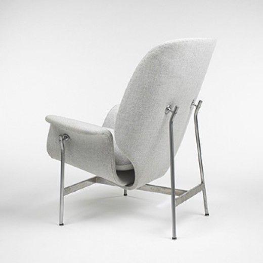 George Nelson Associates Kangaroo Lounge Chair 1956 Furniture Furniture Upholstery Furniture Design
