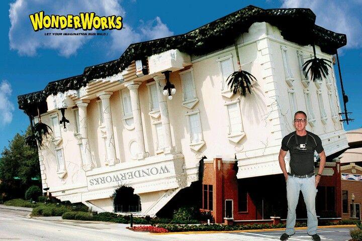 Fun times at wonderworks in orlando florida visit