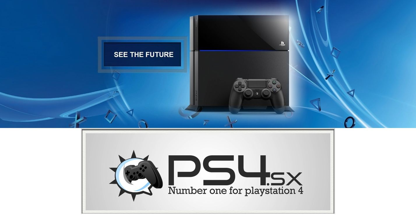 Playstation 4 (PS4) - PS4.sx