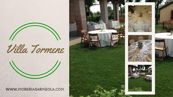 Matrimonio in villa villa tormene blog fiori wedding for Ospitare a casa