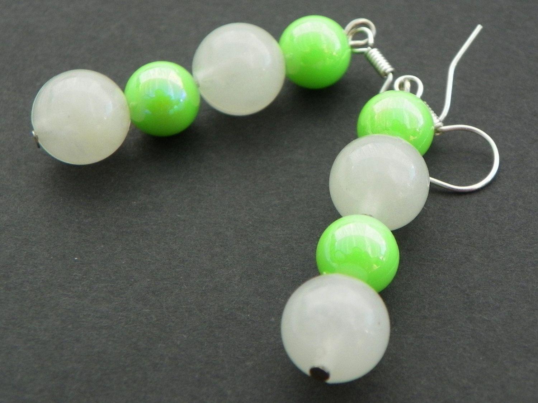 Glow-in-the-dark earrings glow earrings glow in the dark earrings - glow in the dark halloween decorations