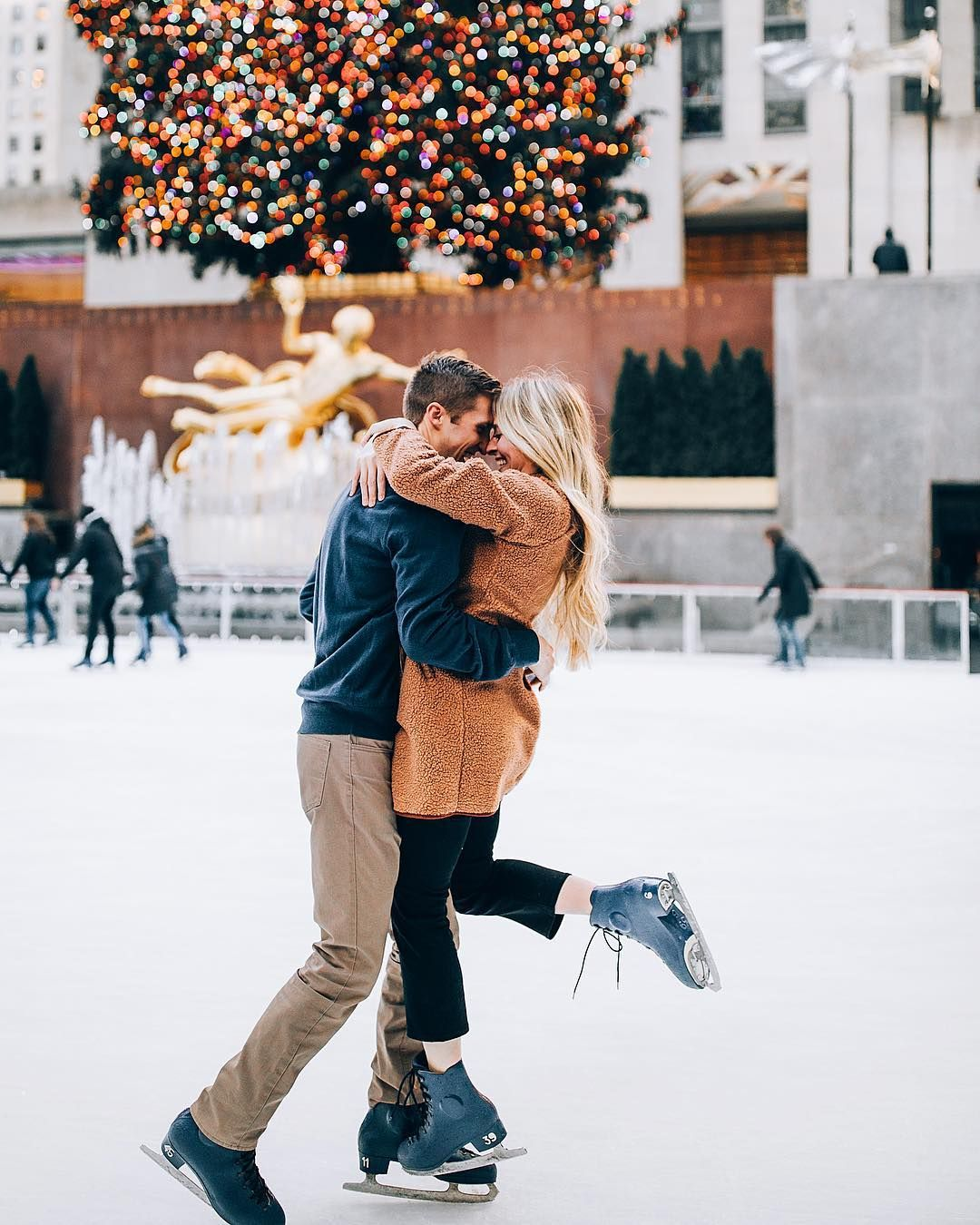 Photo of Rockefeller Center Ice Rink