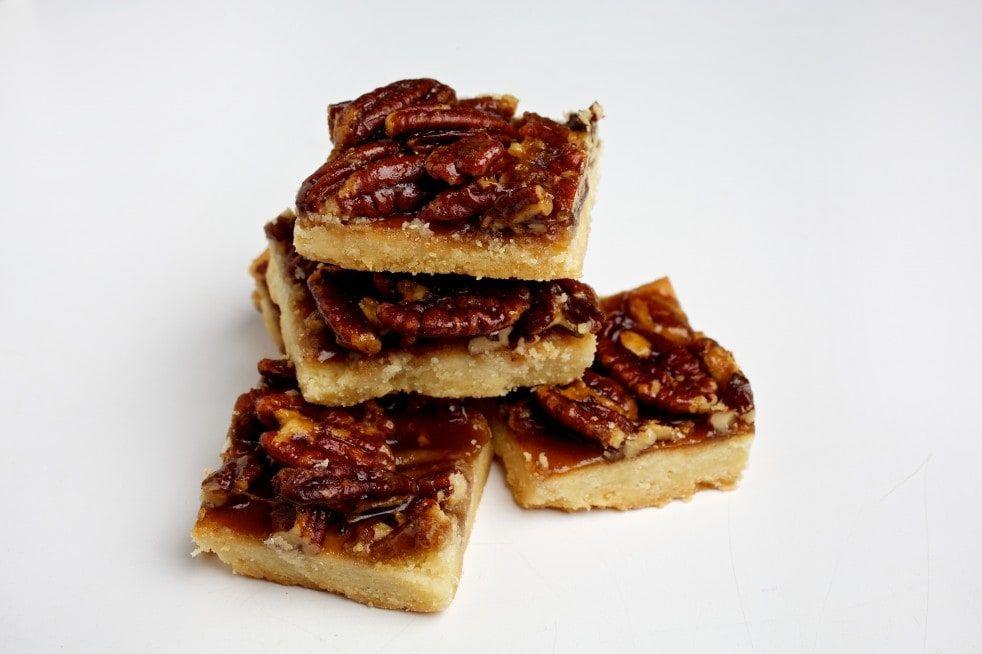 Honey Maple Pecan Bars   Recipe   Pecan bars, Food recipes ...
