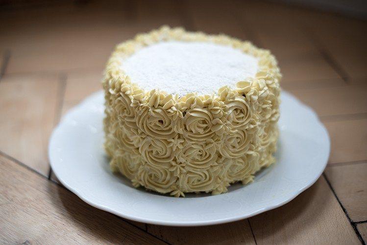 Kokos Mango Torte Kuchen Pinterest