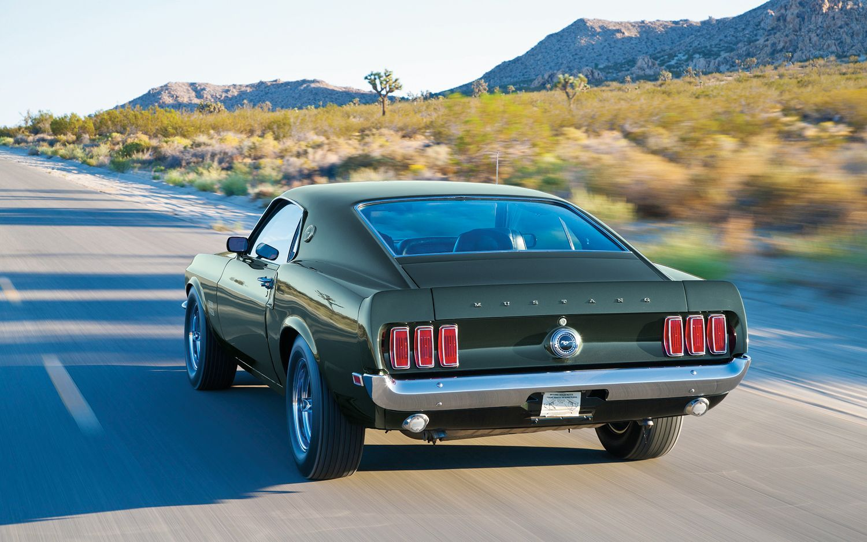 Mustang boss 429 wallpaper 1969 ford mustang boss