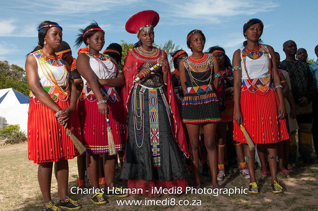 Zulu Traditional Wedding Dress