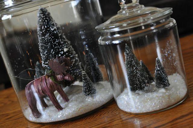 Winter in a Jar