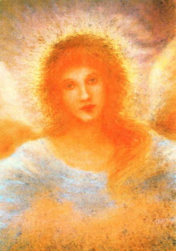 Archangel - Chamuel.