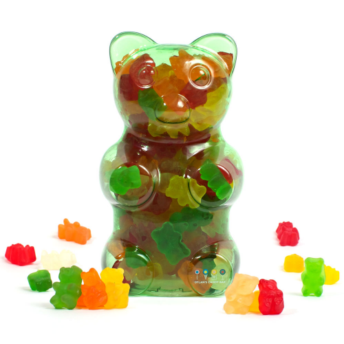 Green Dylan S Candy Bar Dylan S Candy Gummy Bear Candy Online Candy