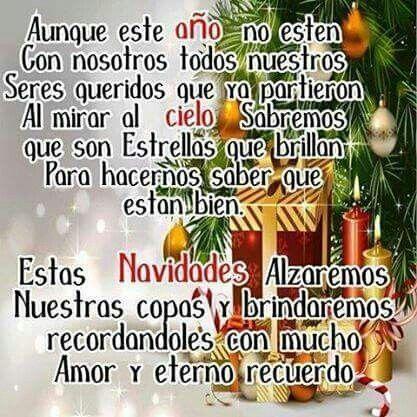 Triste Navidad Frases De Navidad Navidad En El Cielo Y