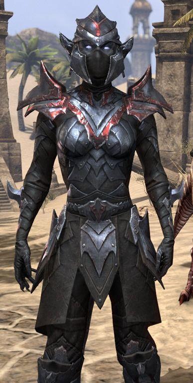 Xivkyn Tormentor Female Close Front Dd Elder Scrolls Online
