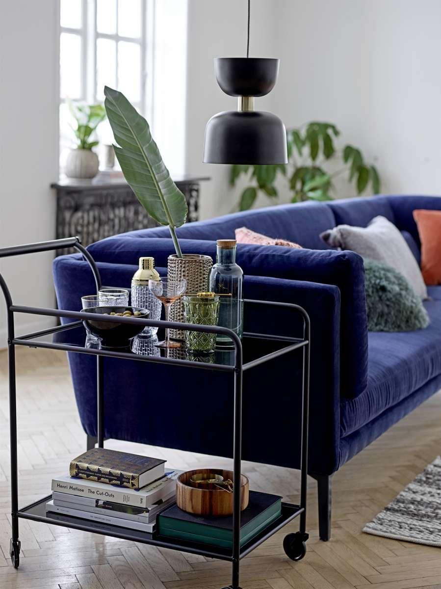 Dieses Sofa Ist Mehr Als Nur Ein Statement In Ihrem Wohnzimmer Der Blaue Extravagan Furniture Contemporary Modern Furniture Contemporary Living Room Furniture