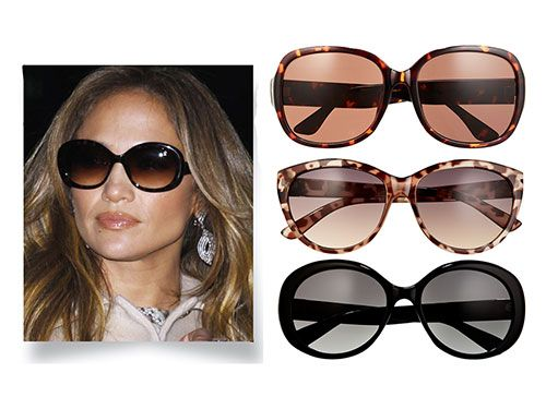 Best Sunglasses For Face Shape - Sunglass Shapes That Never Go Out of Style - Oversized Round Frames