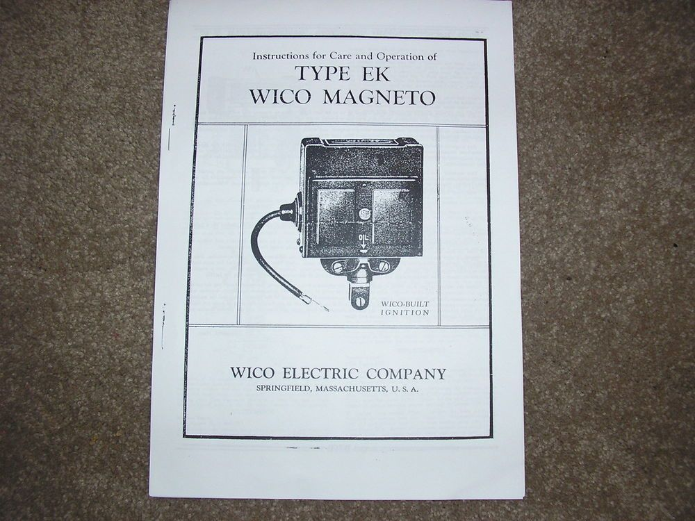 Farmall A Magneto Wiring Diagram - All Diagram Schematics