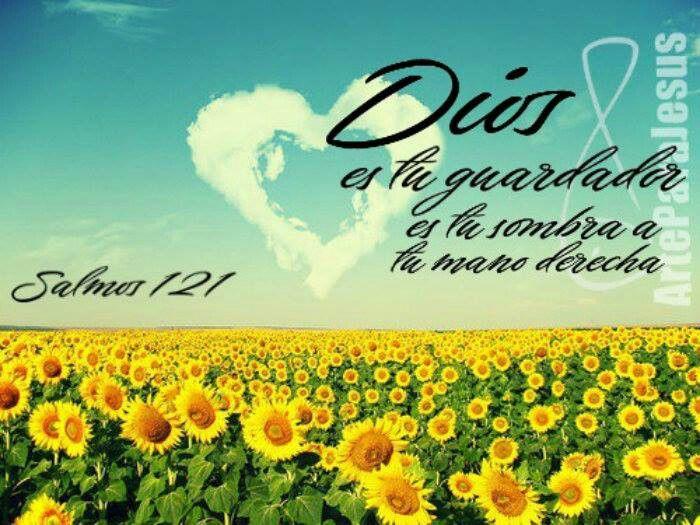 Salmos 121 | citas en español | Pinterest