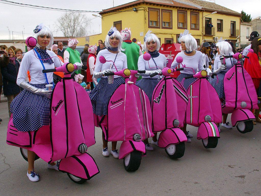 DISFRAZ DE VESPA - Buscar con Google | costumes | Pinterest ...