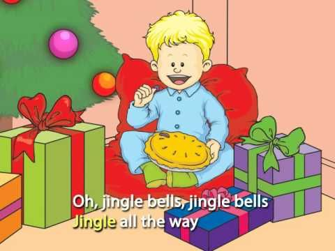 Sing Along Jingle Bells Jingle All The Way With Lyrics From Speakaboos Com Kids Jinglebells Holiday Christmas