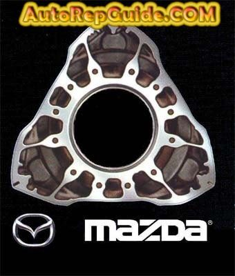 Download Free Mazda Rx 7 1986 1995 Rx 8 2003 2007 Repair Manual Image By Autorepguide Com Mazda Rotary Wankel Engine