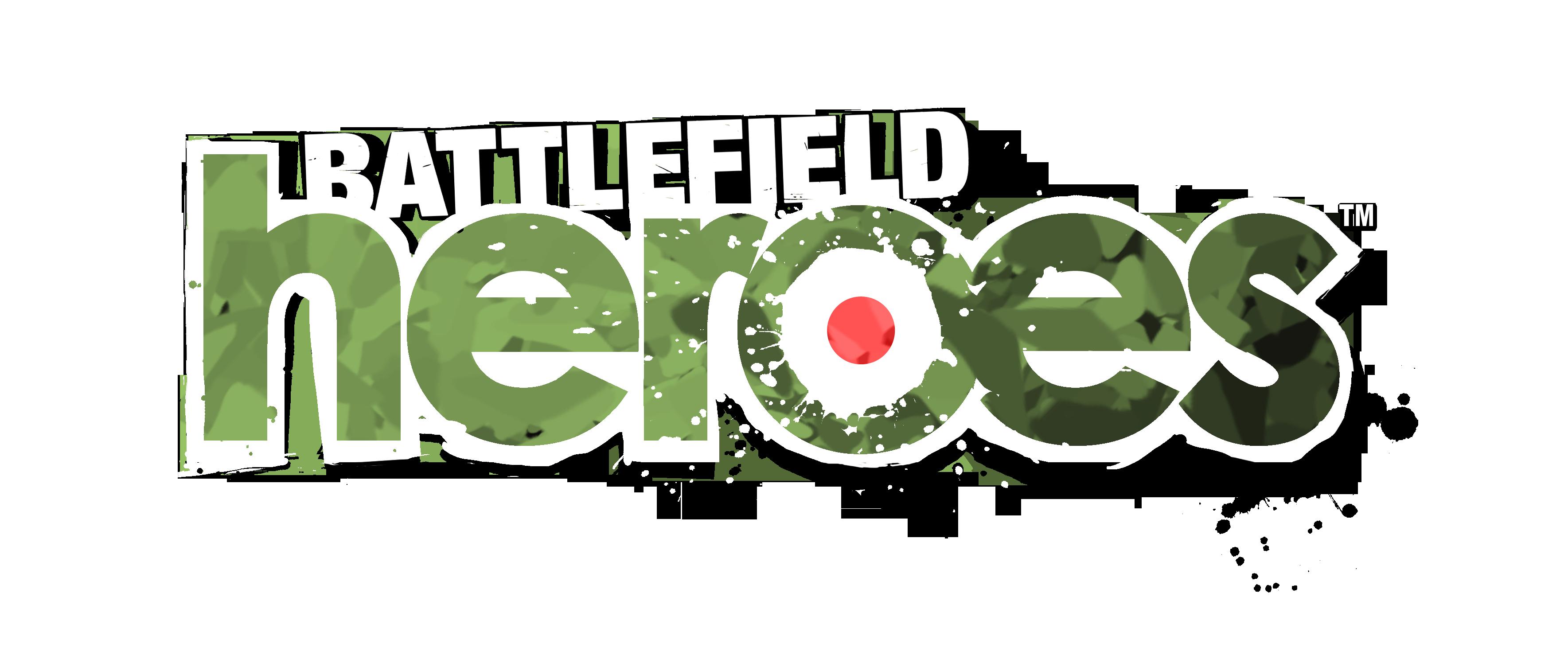 Battlefield Heroes Logo Logo Design Pinterest