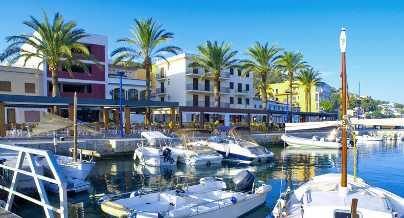 Port Andratx Mallorca Vacaciones En Mallorca Mallorca Disenos De Unas