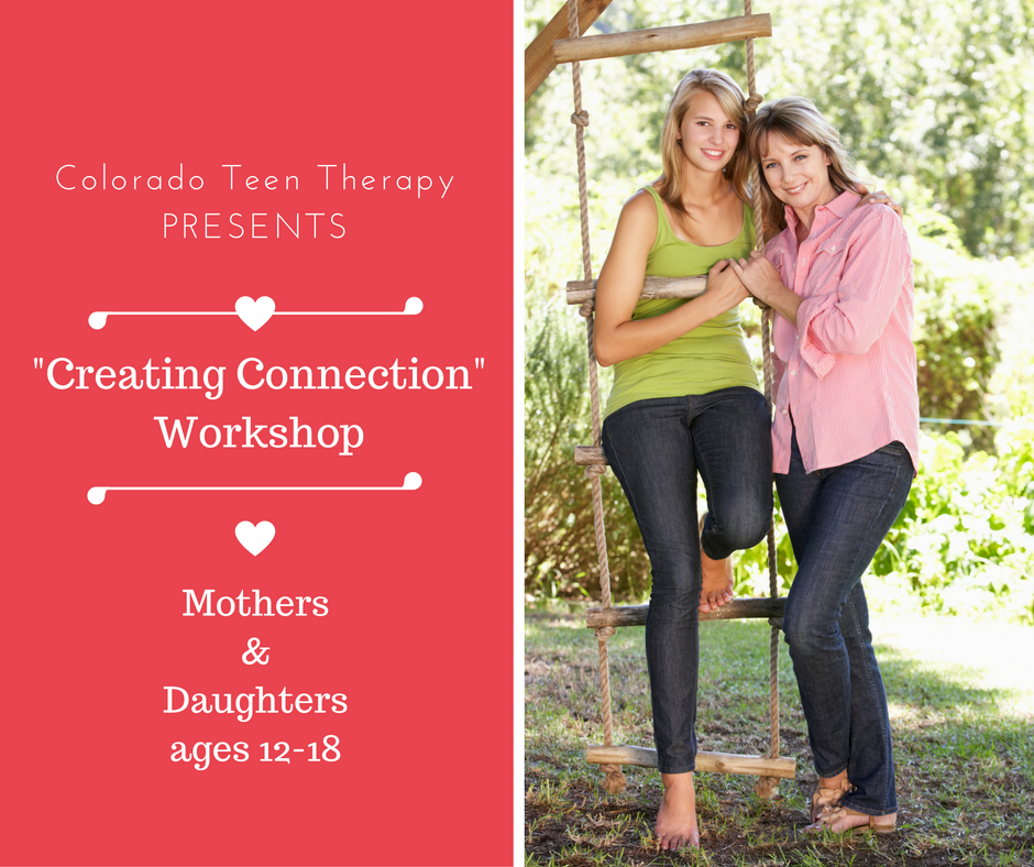 Communication Workshop for Moms and Daughters ages 12-18 Improve Communication, Reduce Conflict & Become more Connected