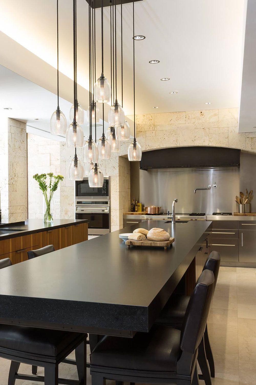 50+ Black Countertop Backsplash Ideas (Tile Designs, Tips ... on Backsplash Ideas For Black Granite Countertops  id=74983