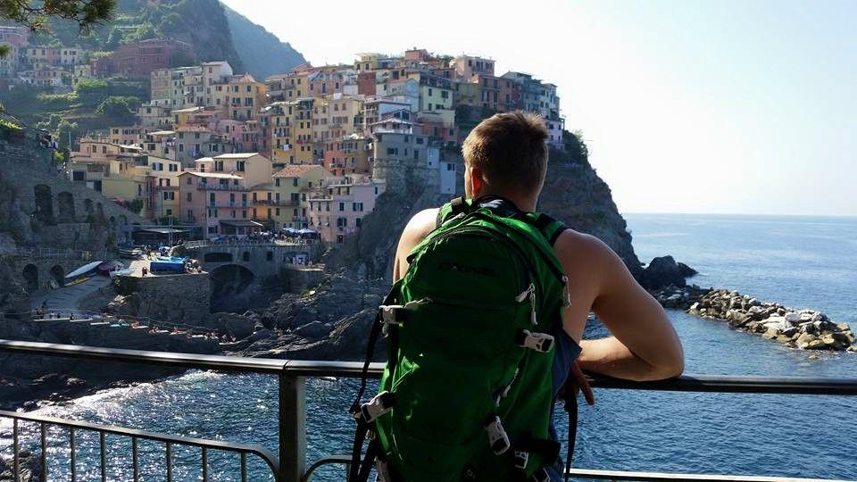 Mediterranean Memories Cp Trips Inc Cinque Terre Italy Cp