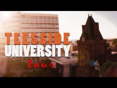Teesside University advert 2016 - YouTube