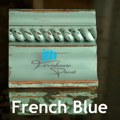 French Blue | Farm House Paint – French Style Furniture Coatings