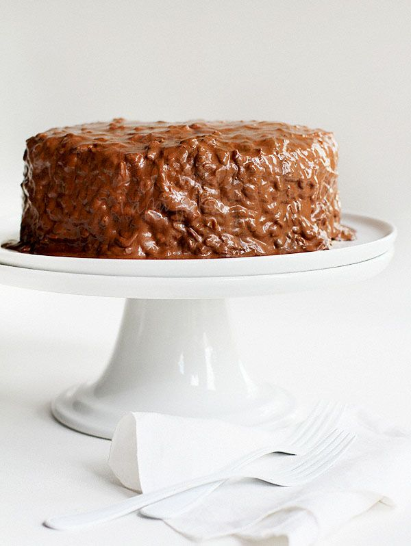 how to make chocolate rice krispie cakes