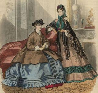Ladies Of The 1860s