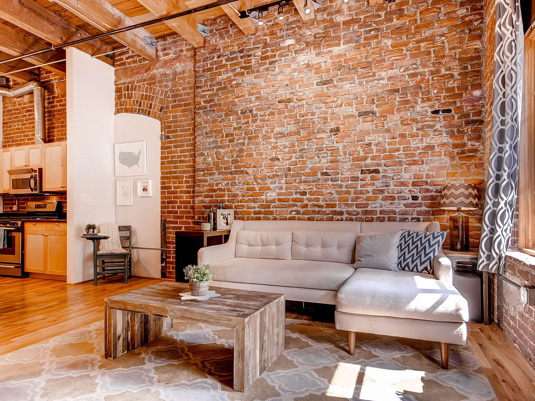 35 Beautiful Rooms With Exposed Brick