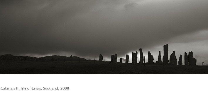 Kristoffer Albrecht, Calanais II, Isle of Lewis, Scotland, 2008
