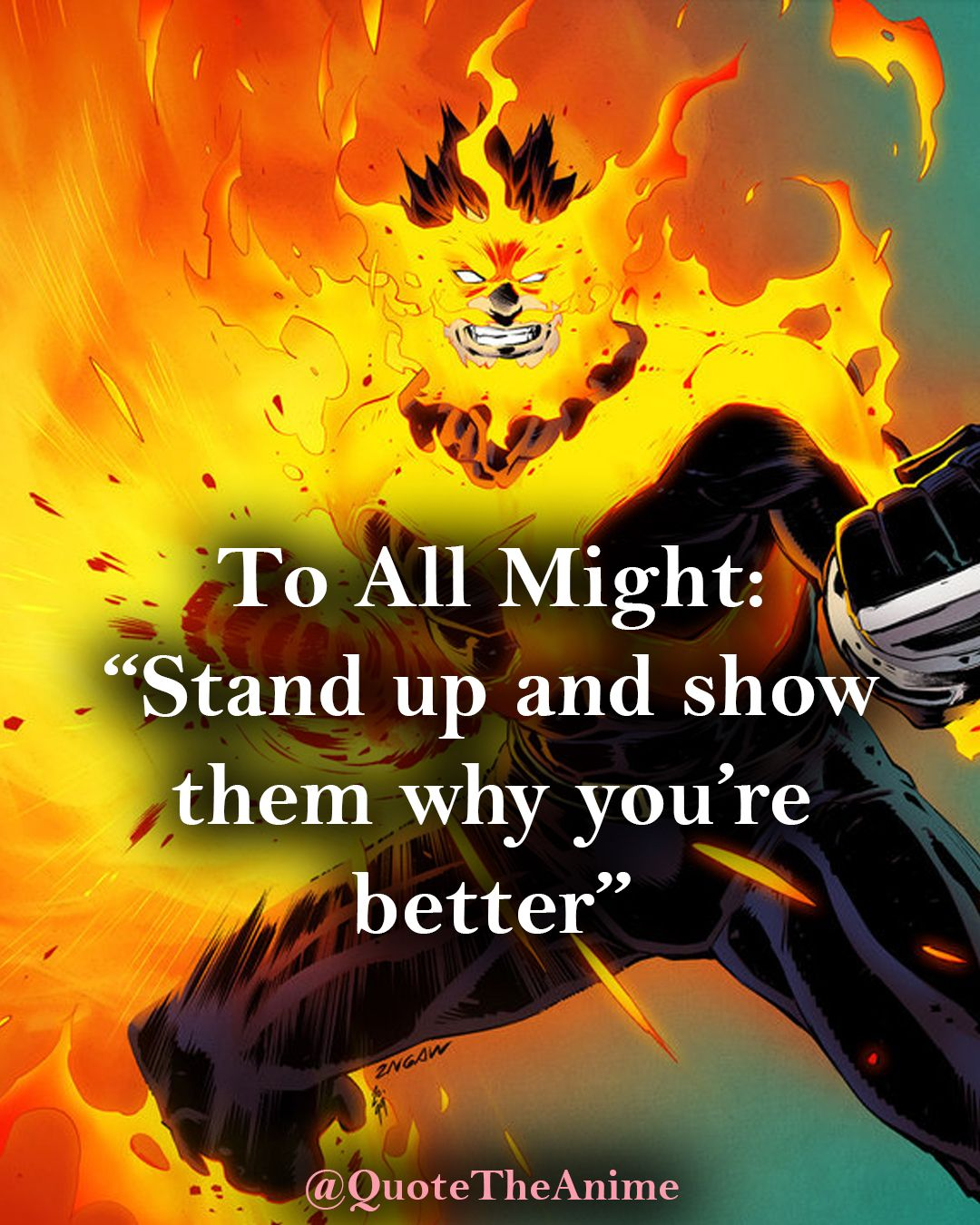 41 Powerful My Hero Academia Quotes Images Wallpaper Qta Hero Quotes Hero My Hero
