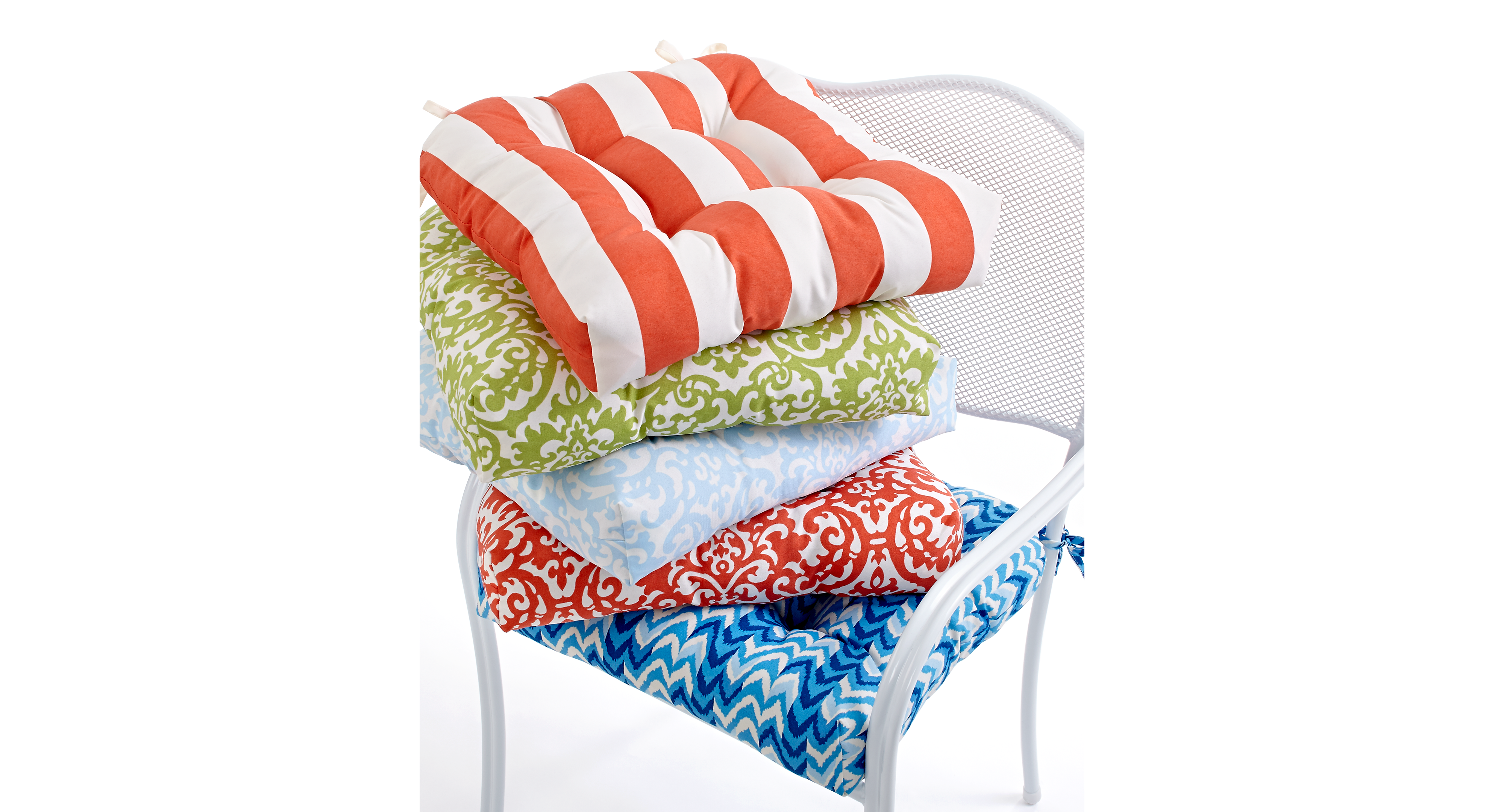 Waverly Outdoor Seat Cushions Set Of 2 Luna 19 X 19 Products